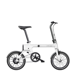Yunbike Uma Mini 16 inch folding electric bicycle 120w 36v 2.6ah