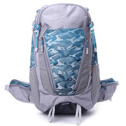 Wholesale Outdoor hiking travel backpack shoulder rucksack gym duffle luggage bag