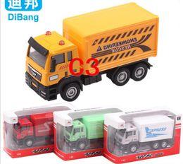 educational toys for children express truck model car