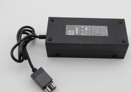 Wholesale AC Power Adaptor for XBOX ONE Slim game adapter accessory V V AC Adapter power charger fast shipment Factory Price