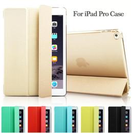 2017 mélanger le cas de la mode Slim-Fit Folio Smart Back Case pour Apple iPad 2 4 3, Stand de mode Smart Case Sleep Wake UP Housse en cuir pour Ipad Mini 1 2 3 Air Pro 12.9 promotion mélanger le cas de la mode