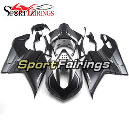 Injection Fairings For Ducati 1098 848 EVO 1198 07 08 09 2007 - 2009 ABS Motorcycle Fairing Kit Bodywork Motorbike Cowling GREY MATT Carene