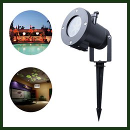 Wholesale Christmas Projector Light Replaceable Slides Indoor Outdoor Waterproof Landscape Spotlight Thanksgiving Party Decoration Wall Lighting