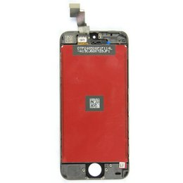 Hight Quality For iPhone 5C LCD Display Digitizer Glass Len Touch Screen For iPhone5c LCD DHL shipping