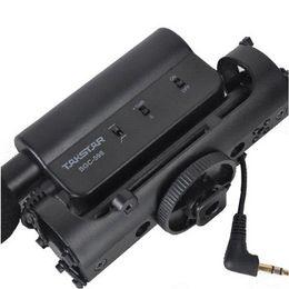 TAKSTAR SGC-598 Microphone PRO Shotgun DV Enregistrement vidéo Interviews microfon pour Camera Cann Nikn Tout caméscope vidéo DSLR DV à partir de dslr video pro fournisseurs