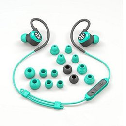 Wholesale JLab Audio Epic2 Bluetooth Wireless Sport Earbuds Waterproof IPX5 Earphones Three Colors New with Microphone Headphones Hotest on Amazon
