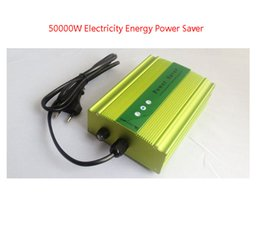 50000W Electricity Energy Power Saver Saving Up To 35% 50000W For Home With retail box