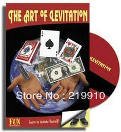Wholesale The Art of Levitation DVD and Gimmick Magic Tricks