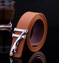 Wholesale Hot New hip belt Brand f Belt Men Best Quality Genuine Leather Red Designer Cowhide Belt For Men Luxury Belts