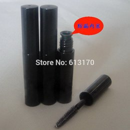 New arrival 4ml Mascara tubes Black Empty revitalash Eyelash Bottles DIY make up cosmetic packing container