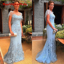 Custom made Mother of the Bride Dresses 2017 vintage lace cap sleeve Applique Dresses Mermaid Custom size plus size pant suits