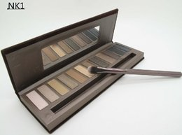 Wholesale 2017 Newest Eye Shadow New Arrive High Quality HOT Sale Makeup NAKED Palette Styles Color Eyeshadow Palette for Free Shippin
