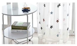 cortina bordada cortinas blancas pantalla de gasa de la pantalla ventana cortina de tul cortinas cortinas moderna moda de lujo tulle sala de estar