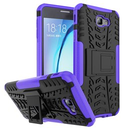 FOR Samsung Galaxy J7 Prime J710 A8 2016 Google Pixel XL Dazzle Hybrid KickStand Impact Rugged Heavy Duty TPU+PC Shock Proof Cover Case 160p