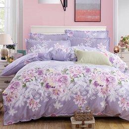 Wholesale 2016 New Origami Cranes Bedding Set Polyester Bed Sheet Cozy Duvet Cover Sets Bedspread Queen Full Twin Size Jogo de Cama