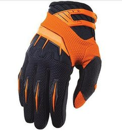 Gants dirt bike en Ligne-Nouvelle arrivée Off Road Racing Motocross gants Hommes Femmes DH MX MTB Downhill Dirt Mountain Bike Bicycle Cyclisme Gant Taille M L XL