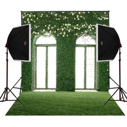white flowers grassland wall photo background for wedding photos camera fotografica digital cloth studio props vinyl photography backdrops