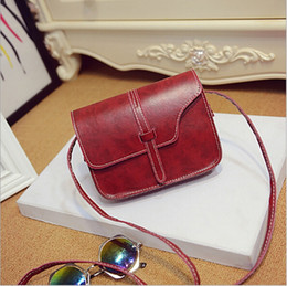 2017 New Trend Leather Messenger Shoulder Bag Lady Drawstring Designer Handbags Women Luxury Crossbody Bags 9 Colors