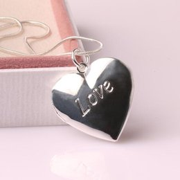Mixed Order 20pcs lot 925 silver plated heart pendant necklace fashion jewelry Valentine's Day gift Free shipping
