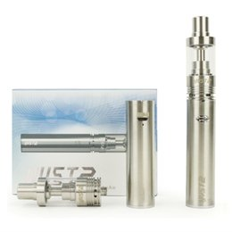 2017 start kit ego 5pcs / lots iJust 2 Kit 5.5ml 0.3ohm sub ohm 2600mAh Capacité 30W - 80W ijust 2 kit de démarrage ijust start plus kit MOD BOX VS EGO ONE peu coûteux start kit ego