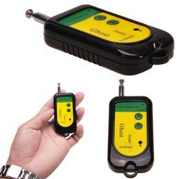 Wholesale Safe guard anti Spy Bug Ghost Hidden Camera Detector RFsignal detector Wireless Broadband Pinhole Hidden Camera Explorer Finder