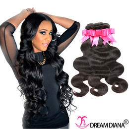 Hair Weaves Human Hair Bundles Brazilian Virgin Hair Body Wave 3 Bundles 300g Natural Color Can Be Dyed Can Be Permed