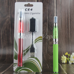 CE4 Vape Pen Electronic Cigarette Blister Starter Kit eGo T Vap Pens Oil Juice Vaporizer EMS ePacket Shipping China Electronics Factory A