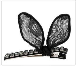 2017 80x20mm New Fashion Women Hair Clips Crystal Hairpins Black BB Barrettes Girls Elegant Hairgrips Hair Accessories For Woman Headdress