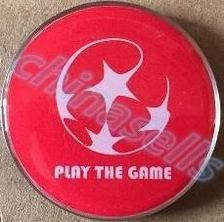 free ship sport soccer football champion pick edge finder coin toss referee side coin