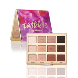 Wholesale Presell best Tartelette in Bloom Clay Palette Colors Eye Shadow By Tarte High Performance Naturals