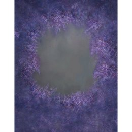 Promotion backdrops de vinyle de photographie de bébé 5x7ft Vinyl Floral Backdrops Photographie Enfants Retour Drops Purple Lavender Nouveau-né Photo Shoot Background Baby Studio Props