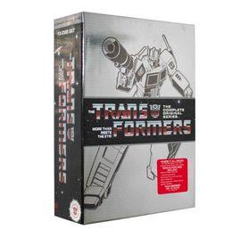 Wholesale Transformers The Original Series dvd set US Version Brand New