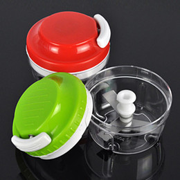 Multifunction Manual Salad Ice Crusher Chops Meat Grinder Mixer Kitchen Tool