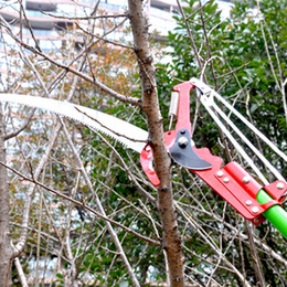 Wholesale pruning shears Horticulture High Altitude Scissors Garden Tools Pruning Shears Retractable High Sticks Saw pruning shears