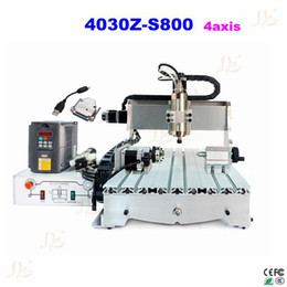 Wholesale cnc milling machine CNC Z S800 axis Router Engraving Drilling and Milling Machine for wood cutting axis usb adpter