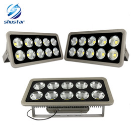 LED Floodlight AC 85-265V COB 200W 300W 400W 500W Reflector Flood Lighting Spotlight Waterproof Outdoor Gargen Lamp