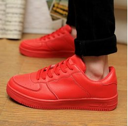 Wholesale 2016 hot sale forceing one men women motion shoes original goods quality AF1 black white with AIr size