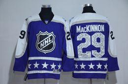 Wholesale 2017 NHL ALL STAR Jerseys Mens Winnipeg Jets Patrik Laine ALL SATR Jeresey Authentic Purple Central Division Hockey Jerseys Top Quality