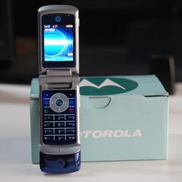 Refurbished MOTOROLA K1 Unlocked Phone Bluetooth MP3 2.0MP Single Back Camera Quad Band GSM Cell Phone
