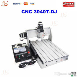 Wholesale Best Selling NEW T DJ CNC ROUTER ENGRAVER Cutting Machine Engraving Machine