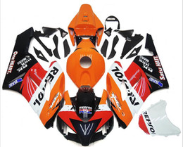 Wholesale New Injection High quality ABS Motorcycle Fairing Kits Fit For HONDA CBR1000RR CBR1000 Bodykit red orange black repsol