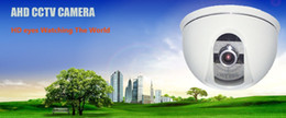 AHD-H 1080P 720P CCTV Camera high definition Dome indoor surveillance AHD Camera 2.0mp 1.0mp Security system