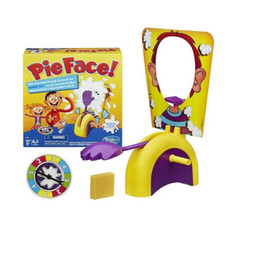Wholesale Kids Pie Face Games Novelty Children Interest Paternity Toys Fierce Dog Speak Out Game EC