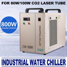 Wholesale AC V Hz CW DG Industrial Water Chiller for W CO2 Laser Tube Cooler