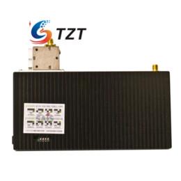 Vidéotransmission en Ligne-1.2G à 2.3G répéteur 1.3G à 2.4G 8CH audio sans fil de transmission vidéo amplificateur loupe grossiste