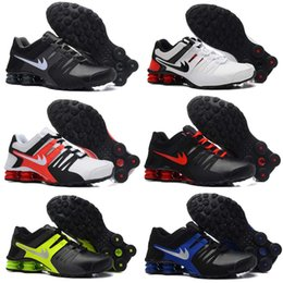10 Color Hot Sale Drop Shipping Famous Shox Current Mens Athletic Sneakers nz Sports Running Shoes Size 7-12