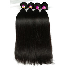 Wholesale 4Bundles Brazillian Straight Beauty Grace Hair Products Cheap Brazilian Human Hair Weave A Brazilian Virgin Hair Bundle Deals