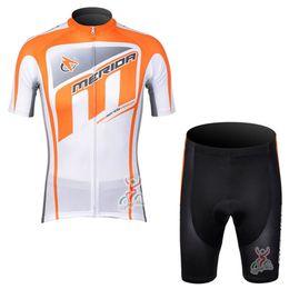 Ciclismo camisa de mérida en venta-Nuevo Mérida que completa un ciclo la camisa de manga corta de la bici / el babero /