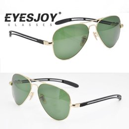 Wholesale Original Rey Band Sunglasses TR90 Classical Driver Aviator Fishing Brand Designer Sun glasses Outdoor Sports Eyewear for Men