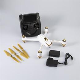 Promotion gps quadcopter fpv Vente en gros Hubsan H501S X4 5.8G FPV RC Drone avec 1080P caméra HD Quadcopter avec GPS Suivi Retour Mode automatique CF